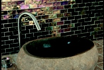 Basins / Basins in bathrooms don't have to be boring. Check out  this collection of unique bathroom basins.