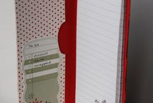Christmas items - Note Pads