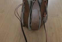 Handbag  self made / Nice handbag  Leuke tulp tas eigen creatie