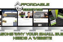 Affordable Websites / Website Design Idea