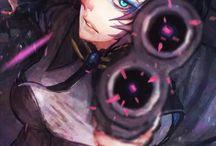 Аниме арт, Anime cool.