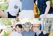 BTS fotos grupales
