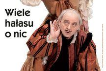 WIELE HAŁASU O NIC / Wiele hałasu o nic / William Szekspir / reż. Tadeusz Bradecki / Premiera 29.01.2011 / fot. Natalia Giza