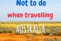Australia & New Zealand Travel