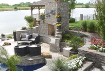 Outdoor Spaces / by Lisa Mattice