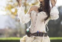 steampunk and more / Steampunk,  gypsy,  vintage and more love for lace