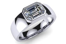 Diamond Rings / Engagement and Wedding Diamond Rings For Women.