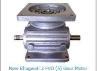 Gear Motor / Gear Motor
