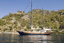 PAPA JOE / #gulet, #yacht, #bluevoyage, #yachtcharter, www.cnlyacht.com