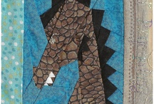 Quilts - can use pattern for mosaic / by Nancy Becerra