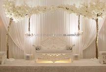 Blossom Weddingstage / Uniek, stijlvol en romantisch. Voor de moderne bruid, die weet wat ze wilt