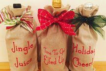 ETLC Wine Bags & Cork Holders