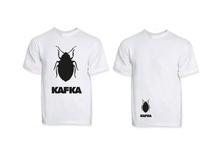 KAFKA / graphics for a line of T-shirts