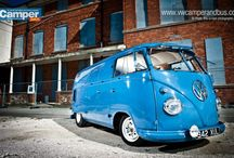 VW T1 / Classic VW Bus
