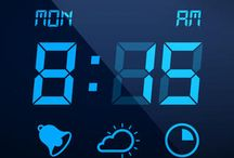 My Alarm Clock / Wake up and go to sleep to your favorite music, get your own collection of exclusive designer clocks, know weather conditions in your area, and light up the darkness with a powerful built-in flashlight! Download NOW on the App Store, Google Play, Amazon: http://app.lk/myalarm / by Apalon