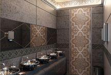 Marokkaanse interieur