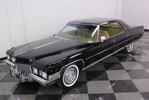 Cadillac / Cadillac classic car