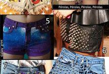 Customizar Tretas / by Maria Eduarda Michael (Dud's)
