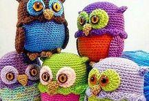 Muñecos & Amigurumis Crochet - Tricot