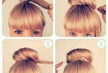 Hair Styles / by Melissa Drufke