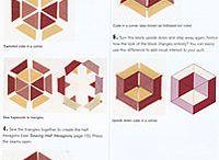 One block wonder quilts