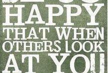 Things That Make Me Happy!