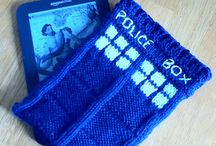 Knit/crochet - Dr Who
