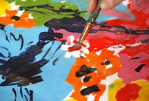 technique // painterly