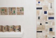 Bibliomuse exhibit at Seager Gray Gallery