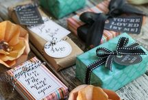 gift wrap design Project / by Amber Norenberg