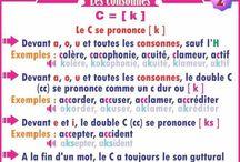 pronunciacion c/k