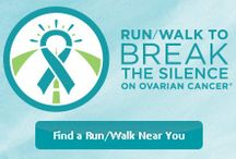 Run/Walk to Break the Silence / The NOCC's Run/Walk to Break the Silence on Ovarian Cancer™ is held in communities across the country. These events increase awareness, honor those affected by ovarian cancer and raise funds to support the NOCC's nationwide and local programs and services / by National Ovarian Cancer Coalition