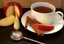 receitas de chá