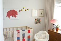 Nursery Ideas / For our baby girl coming July 2017 <3 California + boho inspired design