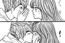 cute, love