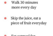 try to be healthy
