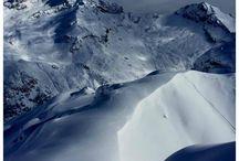 Ski mountaneering