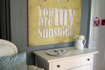 DIY wall art / by Melissa Carpenter