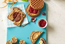 Lunch ideas for school / Ideas for Landon's lunch / by Carrie Duvall