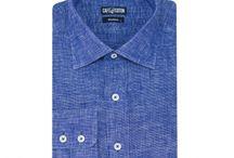 Chemises été E14 - Café Coton / Découvrez toutes nos chemises estivales, chemises en lin ou chemises en voile de coton, chemises à carreaux manches longues ou manches courtes.