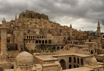 Mardin / Beautiful sites and colors belong to East of Turkey