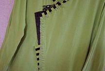 блузки выкройки