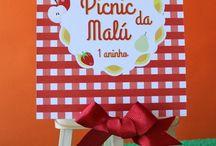 festa tema picnic