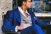fresh male elegance