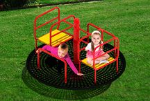 Brand new Outdoor Playground Equipment Roundabouts / We've got some brand new #outdoor #playground #equipment for #kids coming soon #roundabouts