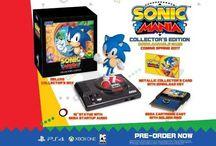 Sonic Mania Collector's Edition llegará a Europa