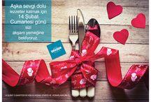 Valentine's Day / Valentine's Day offers