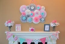 Baby Shower Ideas / by Whitney Lavender
