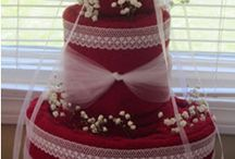 wedding cakes / by Jill Johnson