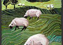 Landscapes - Quilts